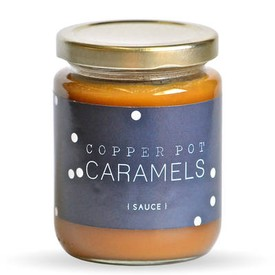 Copper Pot Caramel Sauce